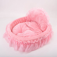 Prince Bed Removable Cover Mat Dog House Dog Beds For Dogs Pet Products Pet Beds For
