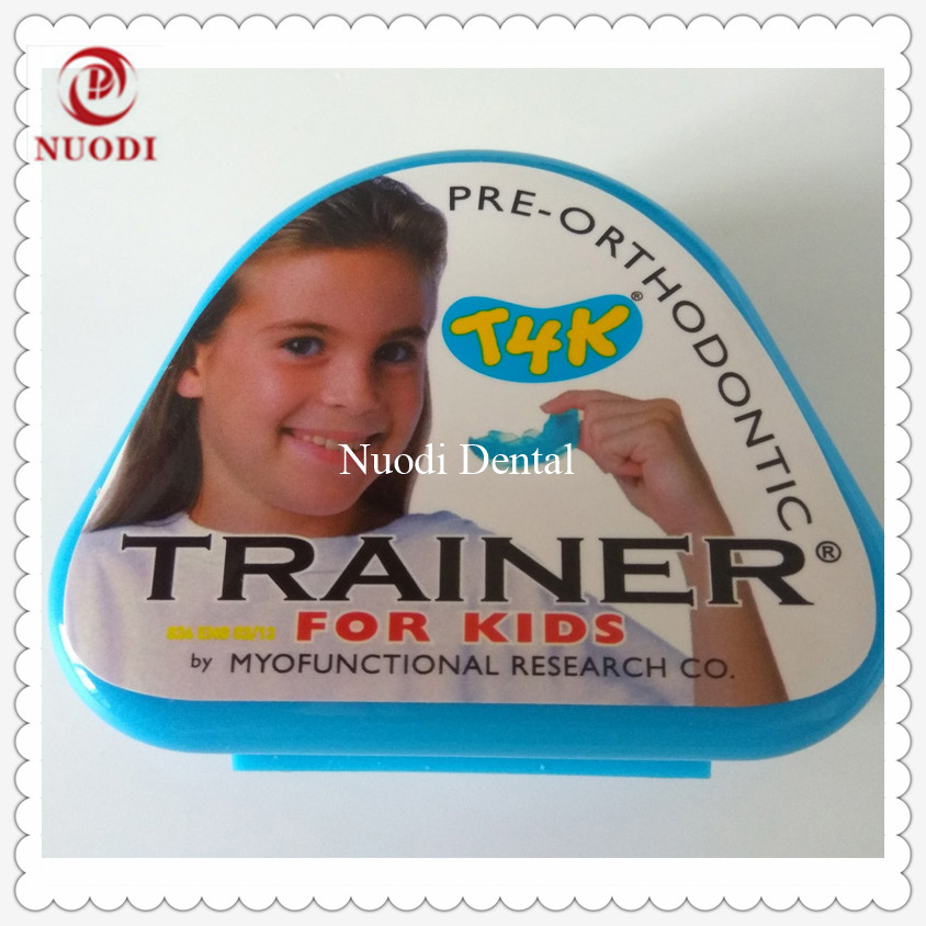 T4K Teeth Trainer appliance Malocclusion/ T4K Dental Orthodontic Brace Openbite /Kids pre-orthodontic trainer T4K deep bite original myofunctional t4k orthodontic teeth trainer t4k teeth trainer t4k phase 2