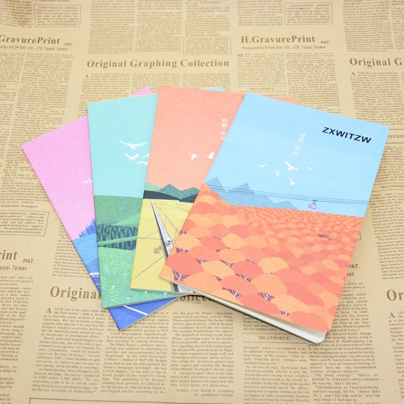 Korean Creative A5 Soft Cover Notebook
