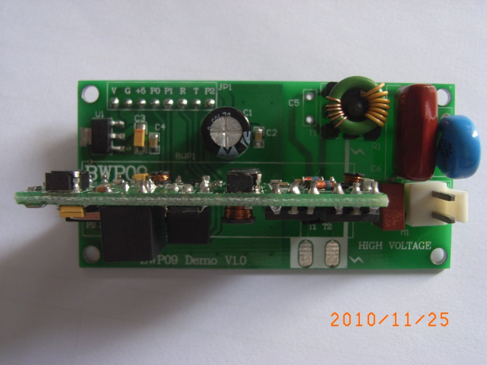 Power Line Carrier Communication Module -BWP09+ Chassis Module (including All Peripheral Components Of BWP09).