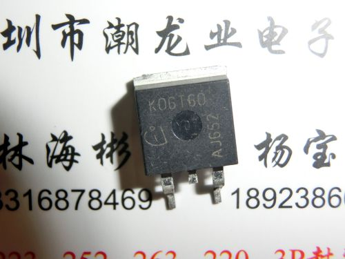 b3f53aaef1050 Best Price 5Pcs IKB06N60T K06T60 TO-263