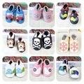 Nuevo Estilo de Cuero Genuino Bebé Primer Caminante, Zapatos de Bebé Mocasines de Cuero Suave Zapatos de Bebé niño Bebe Zapatos de Bebé zapatos