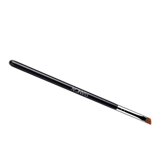 RANCAI Professional 1pcs Angled Eyebrow brush Eye Brow Eyes Makeup Brushes Synthetic Hair Cosmetics Beauty Essentials Tools Kit 3
