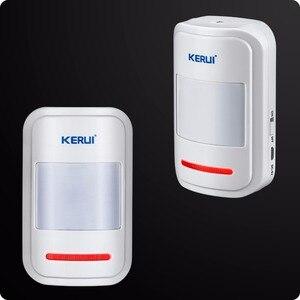 Image 4 - Système dalarme sans fil PSTN GSM alarme de sécurité pour la maison App ISO capteur de mouvement sans fil capteur de porte anglais russe français espagnol