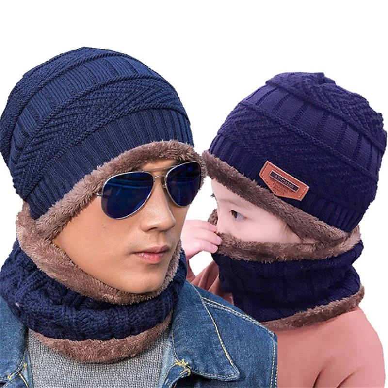 Mode Häkeln Babymütze Für Mädchen Kinder Hut Schal Baby Jungen Hut