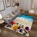3D морской мир ковер коридор прохода ковер для отеля прихожая спальня коврик кухня коврики для гостиной на заказ