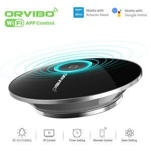 Image 3 - Orvibo Allone Pro télécommande universelle intelligente RF IR fonctionne avec Amazon Echo Alexa Google Home pour la domotique intelligente