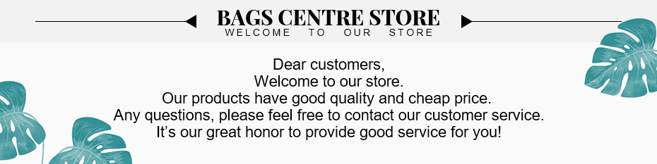 Bags Centre Store