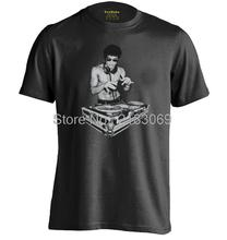 DJ Bruce Lee Mens & Womens Personalized Rock T Shirt Short Sleeve T Shirt