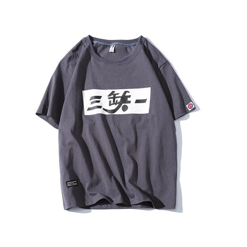 2018 ein Schlag Mann männer T shirt Mode kühlen komfortabel männer T-shirt casual t-shirt für
