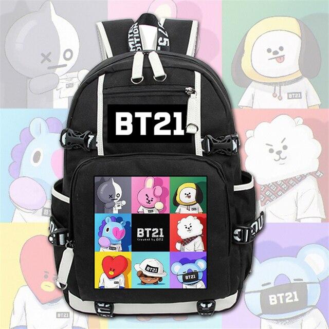 Рюкзак BTS к-поп в ассортименте 3