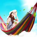 High Quality Hammock Camping Hanging Double Swing Outdoor Parachute Large Sturdy Compact Portable Hammocks