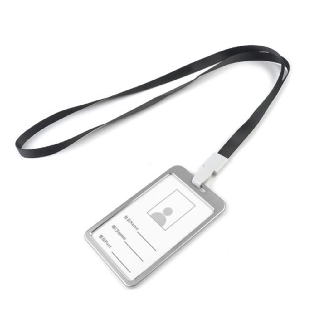 Pack of 25 ID Card It ID Card Pass Badge Holder Black