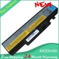 Para a bateria do laptop Lenovo G460 G470 Z460 Z470 Z560 G560 V360 V560 Z370 E47 Z465 B570 B575 B470 V470 Z579 Z575 baterias