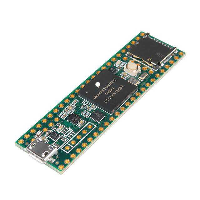 NOUVEAU Original Petit MK64FX512VMD12 module 3.5 DEV 14055 Teensy3.5-in Pièces de rechange et accessoires from Electronique    1
