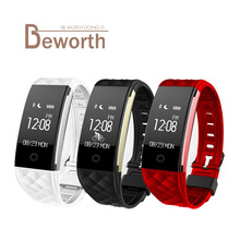 S2 Smart Band Heart Rate Monitor Sport Fitness Bracelet Tracker Bluetooth Wristband For Android IOS PK Mi Band 2