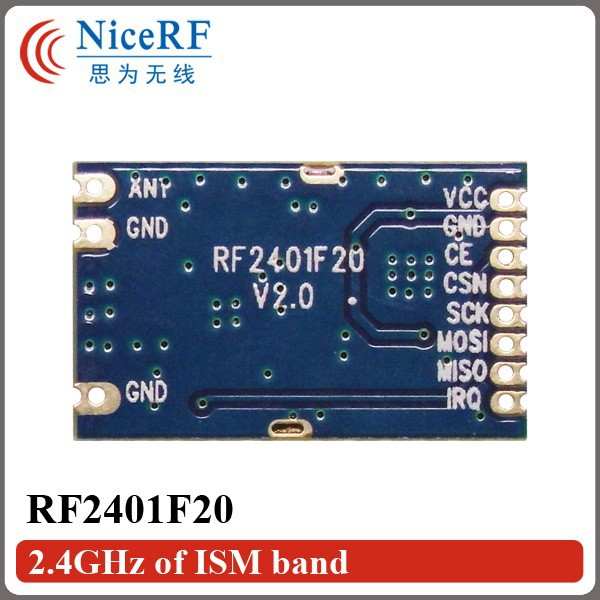 RF2401F20-2.4GHz of ISM band-2