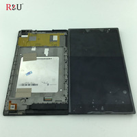 8 Inch 1920x1200 IPS LCD Display Touch Panel Screen Digitizer Assembly With Frame For Lenovo Tab