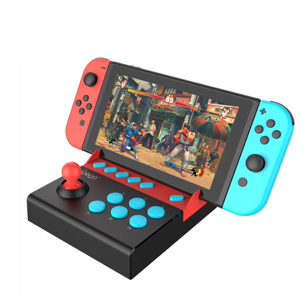 PG-9136 Joypad for Nintend Switch Plug&Play Single Rocker Control Joysitck Gamepad for Nintendos Switch Game Console Accessories