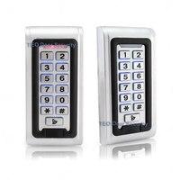 IP68 Wasserdichte Outdoor LED Tastatur Metall Alone Access Control Wiegand 26 Schnelle Betriebs Geschwindigkeit RF Tür Zugang 12 v und 24 v-in Zugangs Control Kits aus Sicherheit und Schutz bei