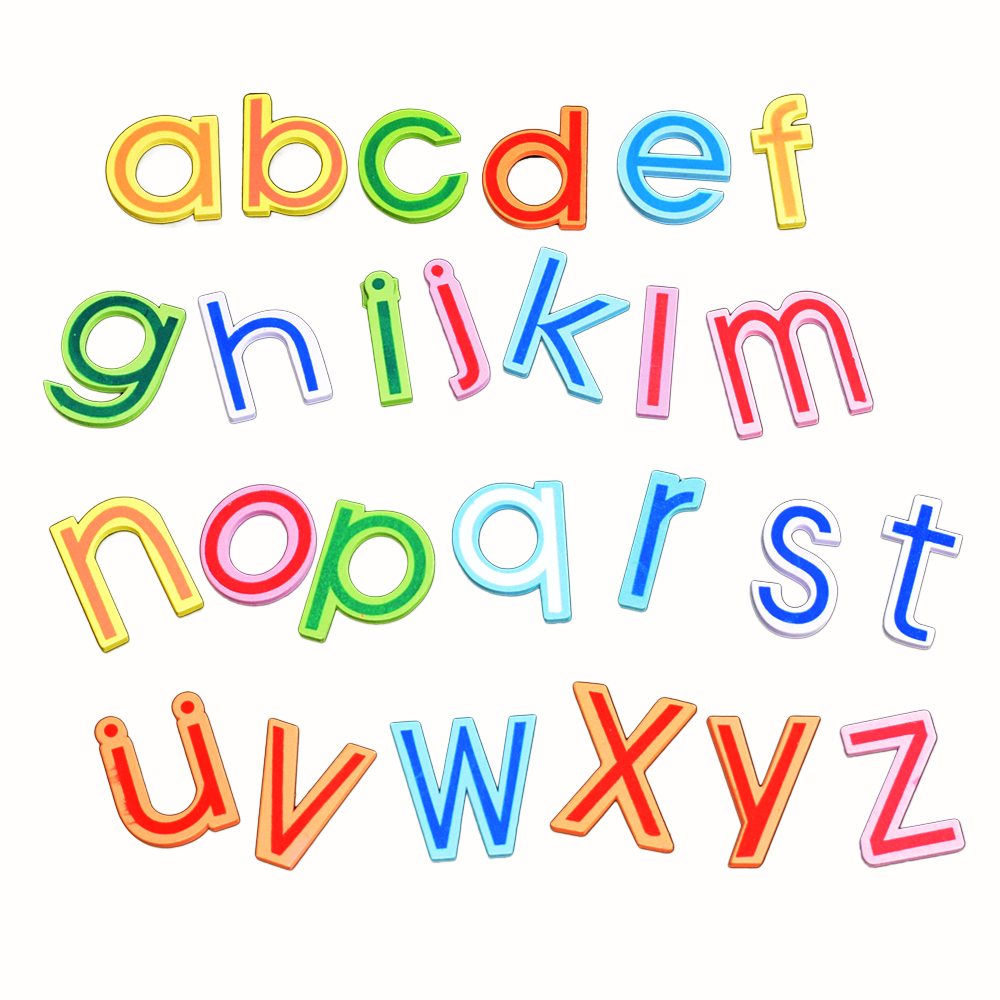 magnetic alphabet letters for fridge new 27pcs practical furnishing decoration letters 23528
