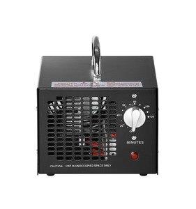 Image 2 - Генератор озона 220 в очиститель воздуха озонатор машина портативный озонатор домашний очиститель стерилизатор удаление формальдегида