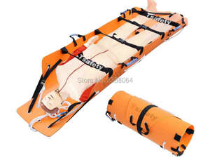 Free Shipping 2018 Multi function Rescue Rollable Stretcher
