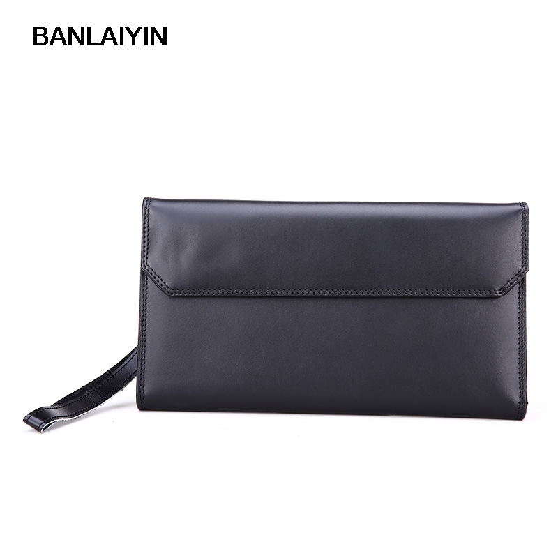 New Fashion 111% Genuine Leather Men's Clutch Bags Long Man Phone Wallet Large Capacity Male Purse Card Holder Men Hand Bags футболка print bar роршах