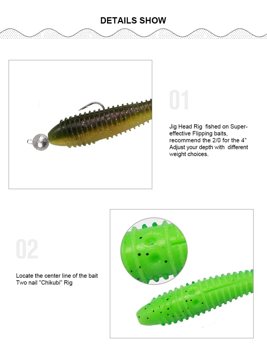 Leurres Crazy Fish Vibro Fat 65mm 100mm 125mm