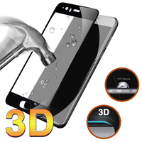 For 3D Curved Edge Huawei P10 Tempered Glass Full Cover Protective Premium Screen Protector For Huawei