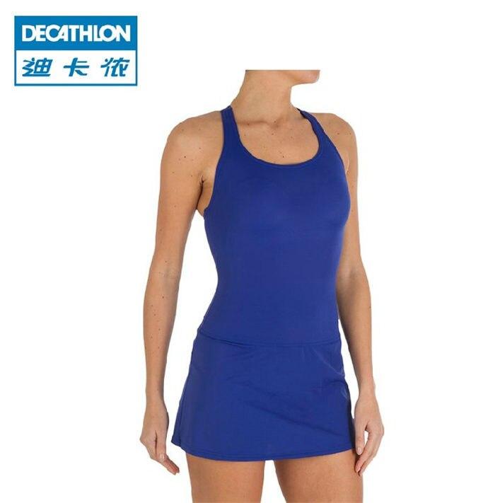 Trasporto veloce libero delle donne di sport decathlon di un pezzo ...