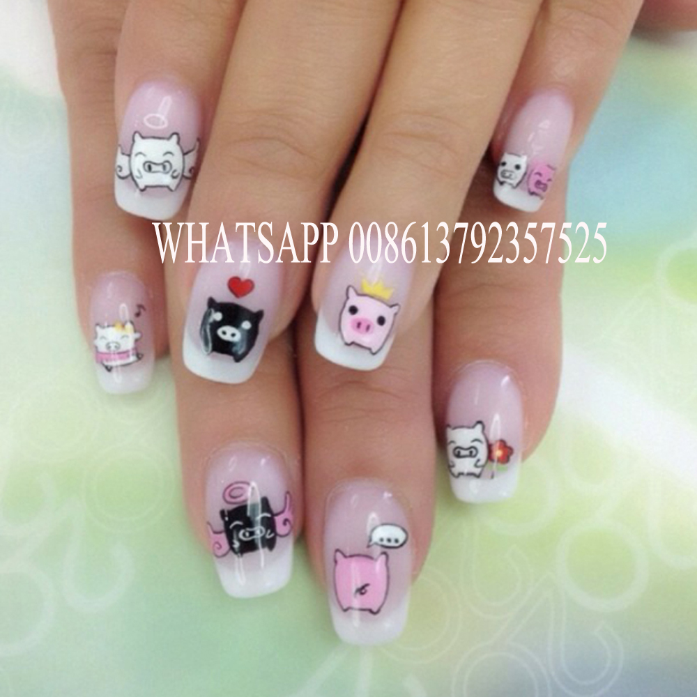 nail painting nail printer machine wileless transfer images to ...
