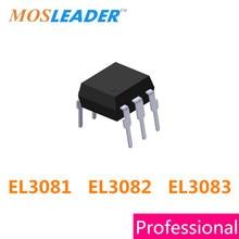 Mosleader DIP6 100 PCS EL3081 EL3082 EL3083 3081 3082 3083 Original Groß neue Ersetzen MOC3081 MOC3082 MOC3083 Hohe qualität