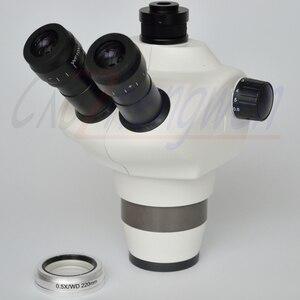 Image 2 - VẬN CHUYỂN MIỄN PHÍ! FYSCOPE 2019 MỚI 4X  50X Chuyên Nghiệp Trinocular Stereo microsope cao cấp sửa chữa điện thoại Di Động