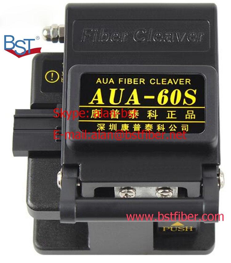 high precision optical fiber cleaver AUA-60S , updated version cable cutter, welding machine dedicated cutter,