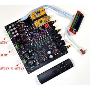Image 3 - CSR8675 Bluetooth 5.0 AK4497EQ*2 AK4118 DAC decoder support APTX HD DSD Coaxial fiber USB Bluetooth Input