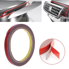 8mm High Bond 3M Double Side Tape Sticky Adhesive Roll For Cell Phone Car Repair цена 2017