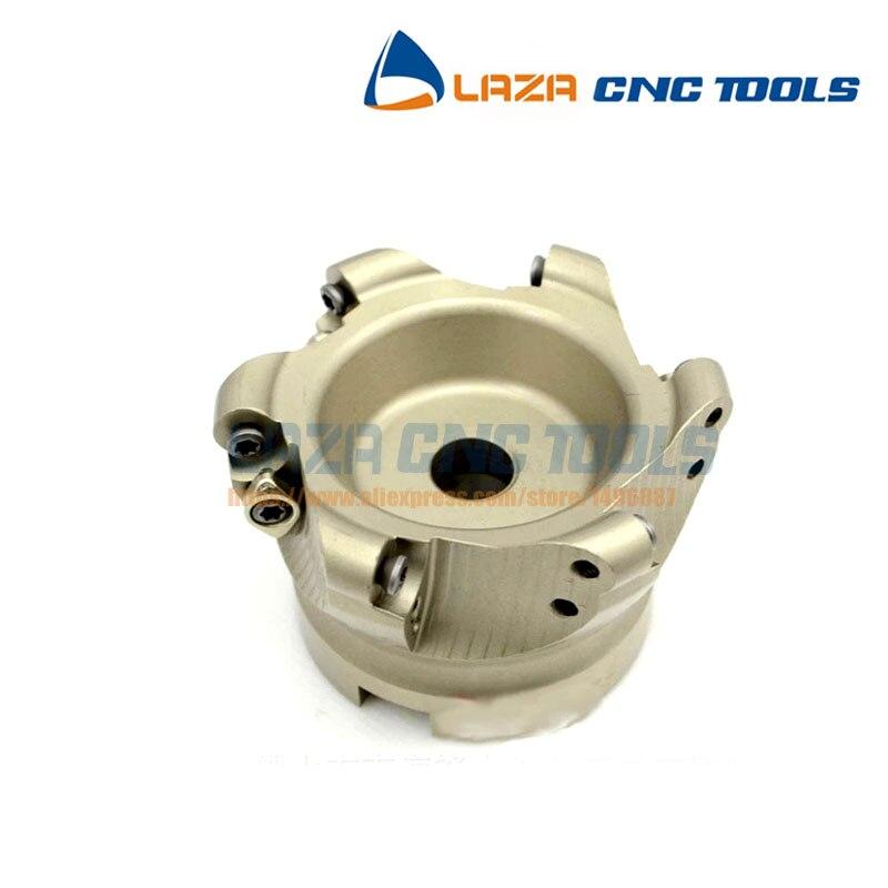 Free Shipping EMR 5R 6R 80 27 6T Face Mill Shoulder Cutter For Milling Machine EMR