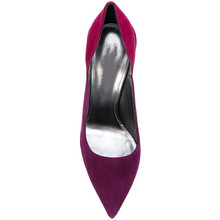 Woman Red Valentine Shoes