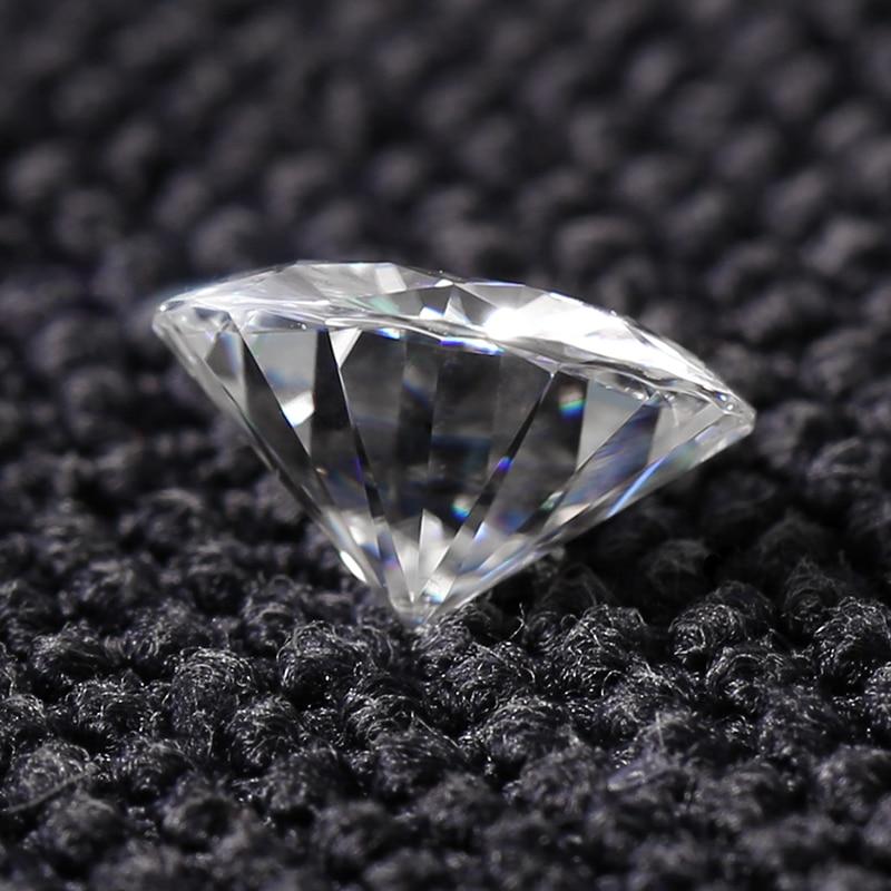 Moissanite Loose Lab Grown Diamond