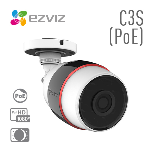 US $95 0 |EZVIZ C3S 1080P Camera (PoE)-in Surveillance Cameras from  Security & Protection on Aliexpress com | Alibaba Group