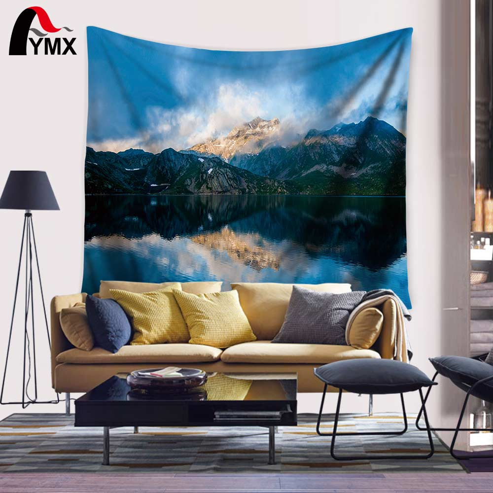 Malam Chill Beach Canvas Print Wall Art Tapestry 150X130 / 200CM - Tekstil rumah - Foto 4