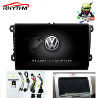 9 Inch Android 5 1 Car PC GPS Video Player For VW Volkswagen TOURAN POLO PASSAT