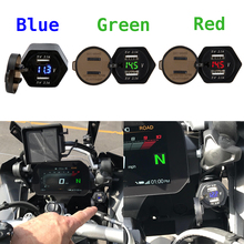 Motorcycle Dual USB Charger for BMW R1200GS F850GS R1250GS/ADV LC 2019 Charger for Triumph Tiger For Ducati Multistrada 1200
