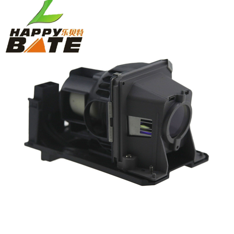 HAPPYBATE Replacement Projector Lamp NP13LP for NP110/ NP110G/ NP115/ NP115G/NP210/ NP210G/ NP215/ NP216/ V230X/ V260X compatible projector lamp bulbs np13lp for nec np110 np115 np115g np210