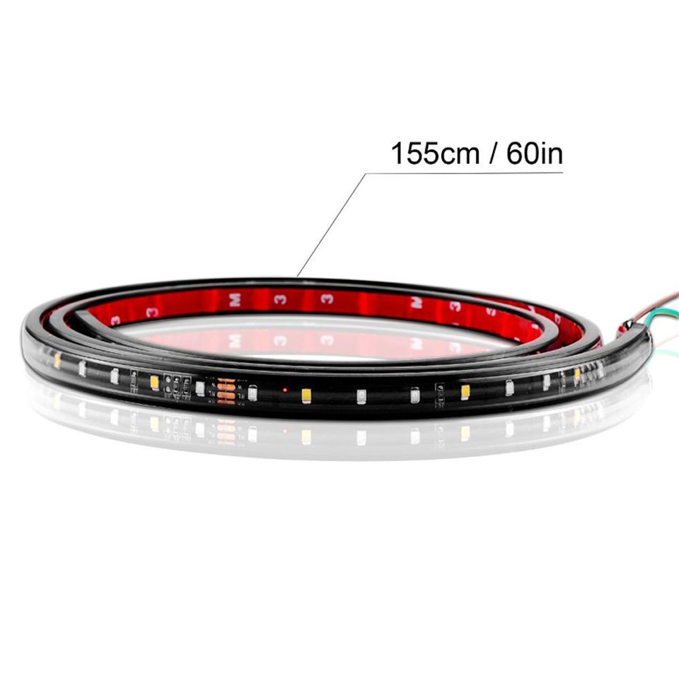 Spevert 60 150cm led tailgate tail rear light bar strip car truck spevert 60 150cm led tailgate tail rear light bar strip car truck indicator light brake backup reversed lamp in signal lamp from automobiles motorcycles aloadofball Images