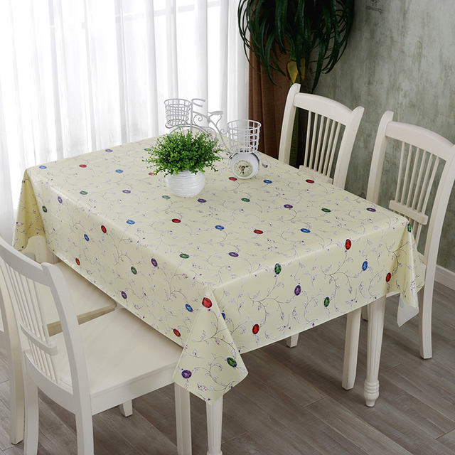 Manteles para mesa beautiful wish table cover tablecloths - Manteles de mesa de comedor ...