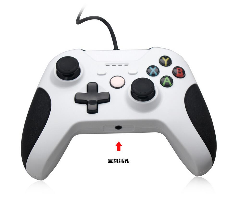 New USB Wired Controller For Xbox One S Video Game JoyStick Mando ...