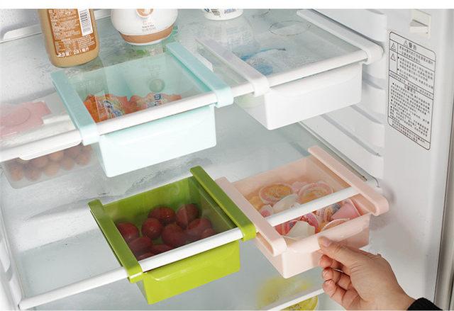 Kühlschrank Organizer : Online shop stücke starke kühlschrank kunststoff schubladen