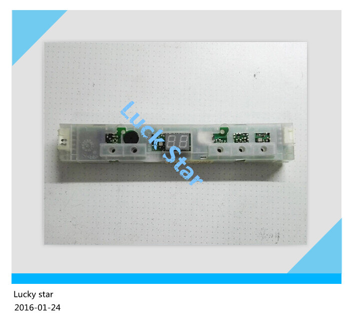 95% new for Siemens good working High-quality for refrigerator Computer board 5140-001618 board аксессуар atcom usb 2 0 af micro 5p otg 0 1m ат3792